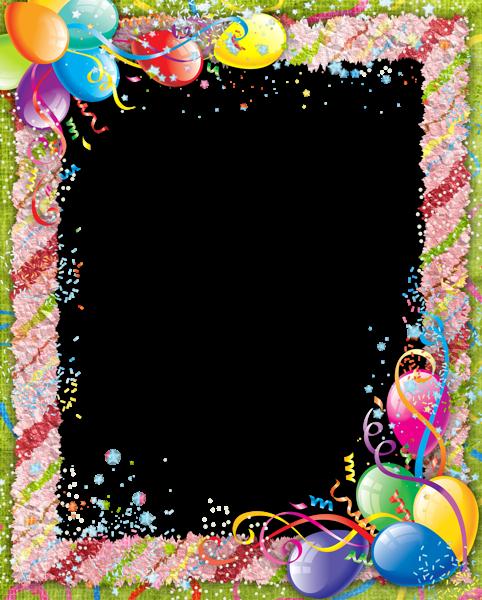 Születésnapi képkeretek