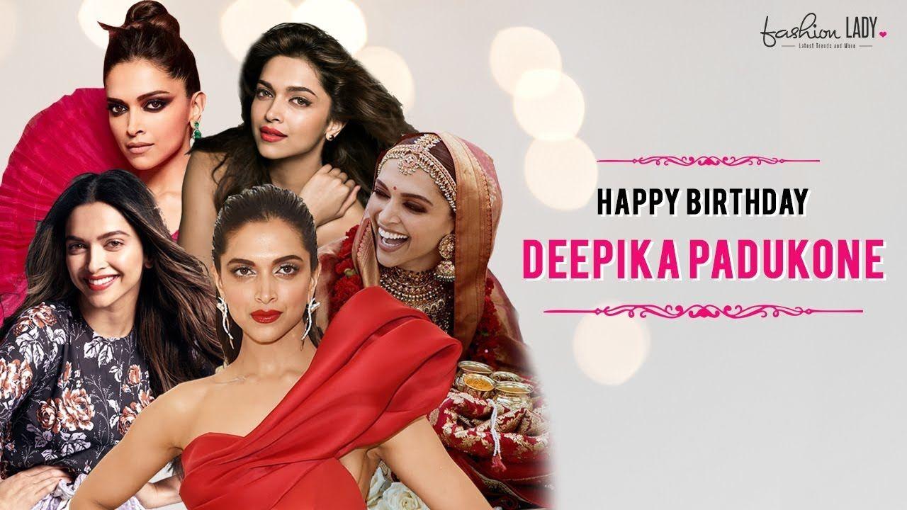 We Wish Gorgeous Deepika Padukone A Very Happy Birthday And An Amazing Year Ahead Deepika Padukone Deepika Padukone Style Very Happy Birthday