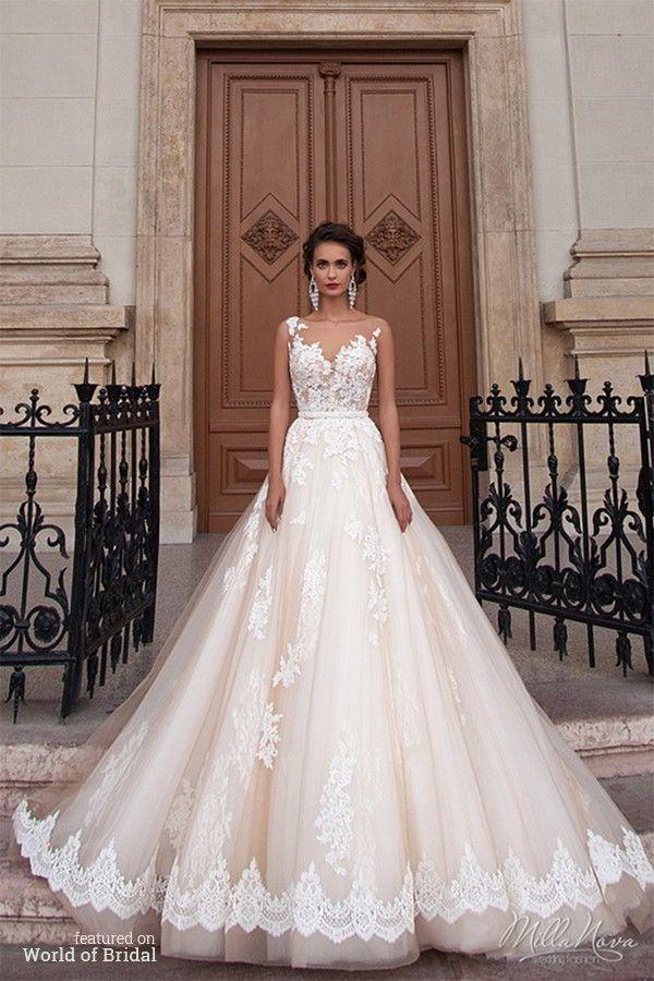 Milla Nova Bridal 2016 Wedding Dresses World Of Bridal Wedding Dresses A Line Wedding Dress 2016 Wedding Dresses