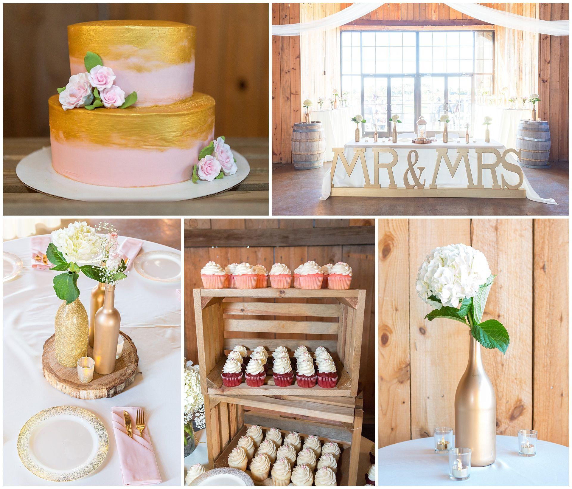 Romantic Fall Wedding at Talon Winery in Lexington ...