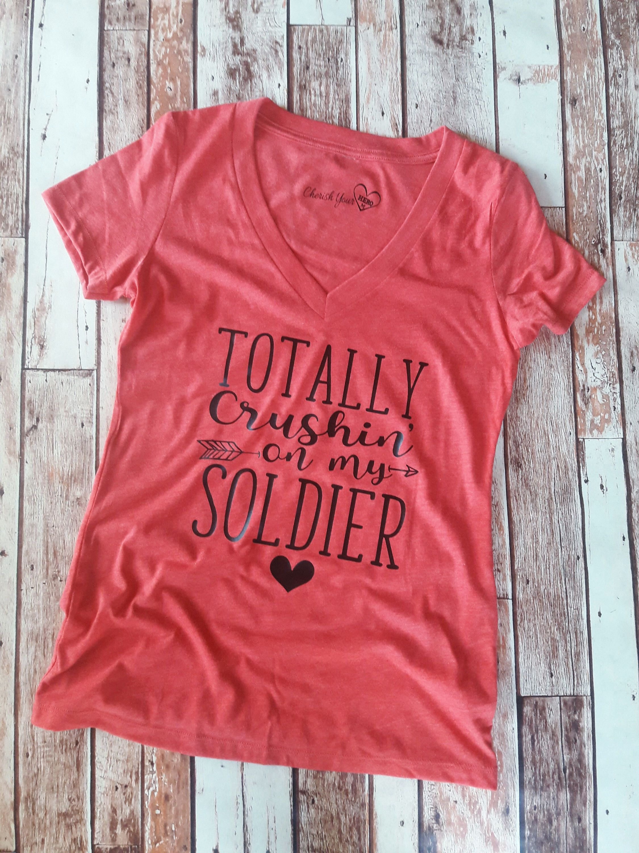 Totally Crushin on My Soldier,Marine,Coastie,Airman