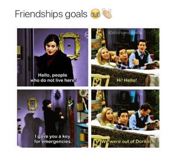 Friendship Goals With Images Friends Funny Friends