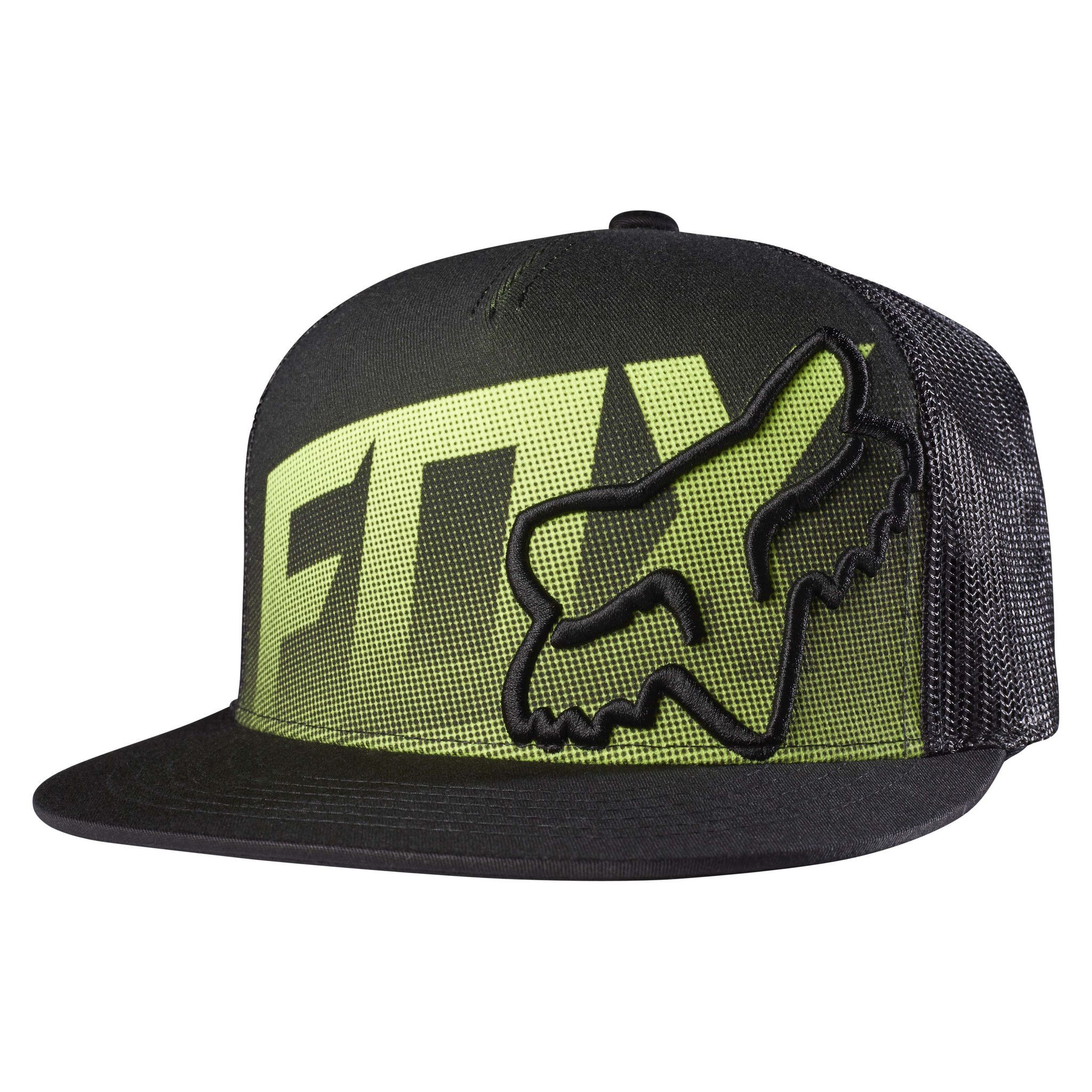 Fox Racing Men s Static Snapback Hat  06330c883d
