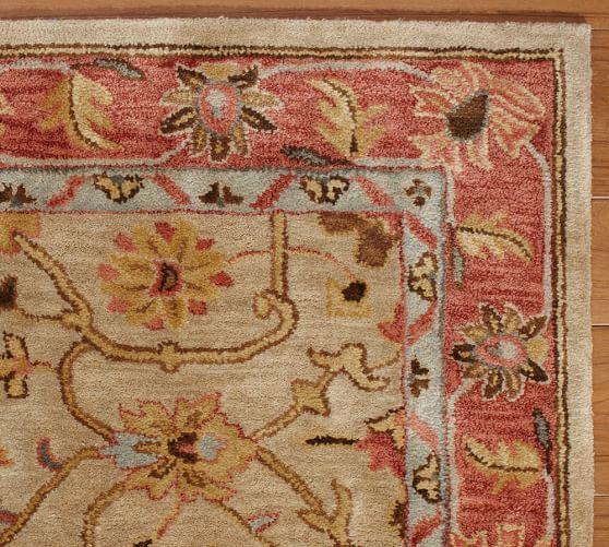 Elham Persian Style Rug Swatch