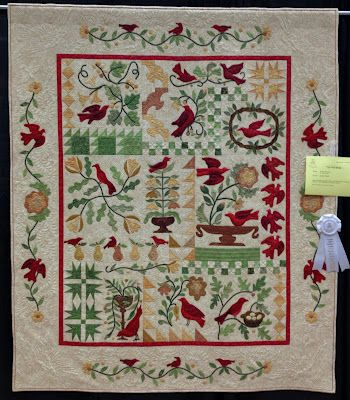 Diary of a Quilt Maven: Highlights from the 2012 Trinity Valley Quilt Show