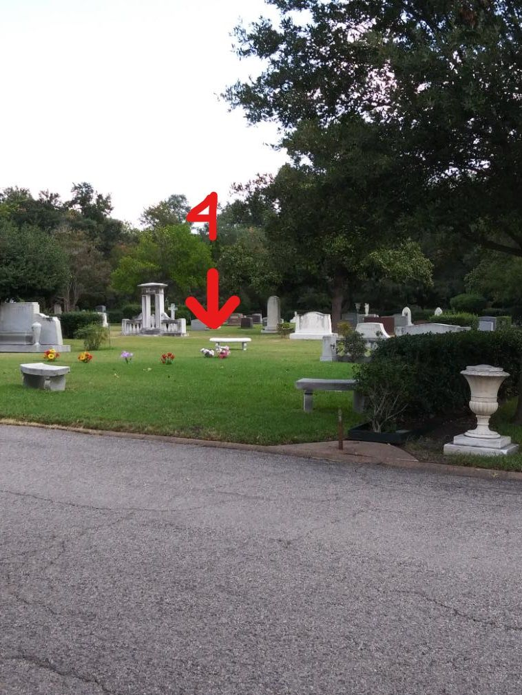 4 Grave Spaces for Sale 60K for all! Hillcrest Memorial