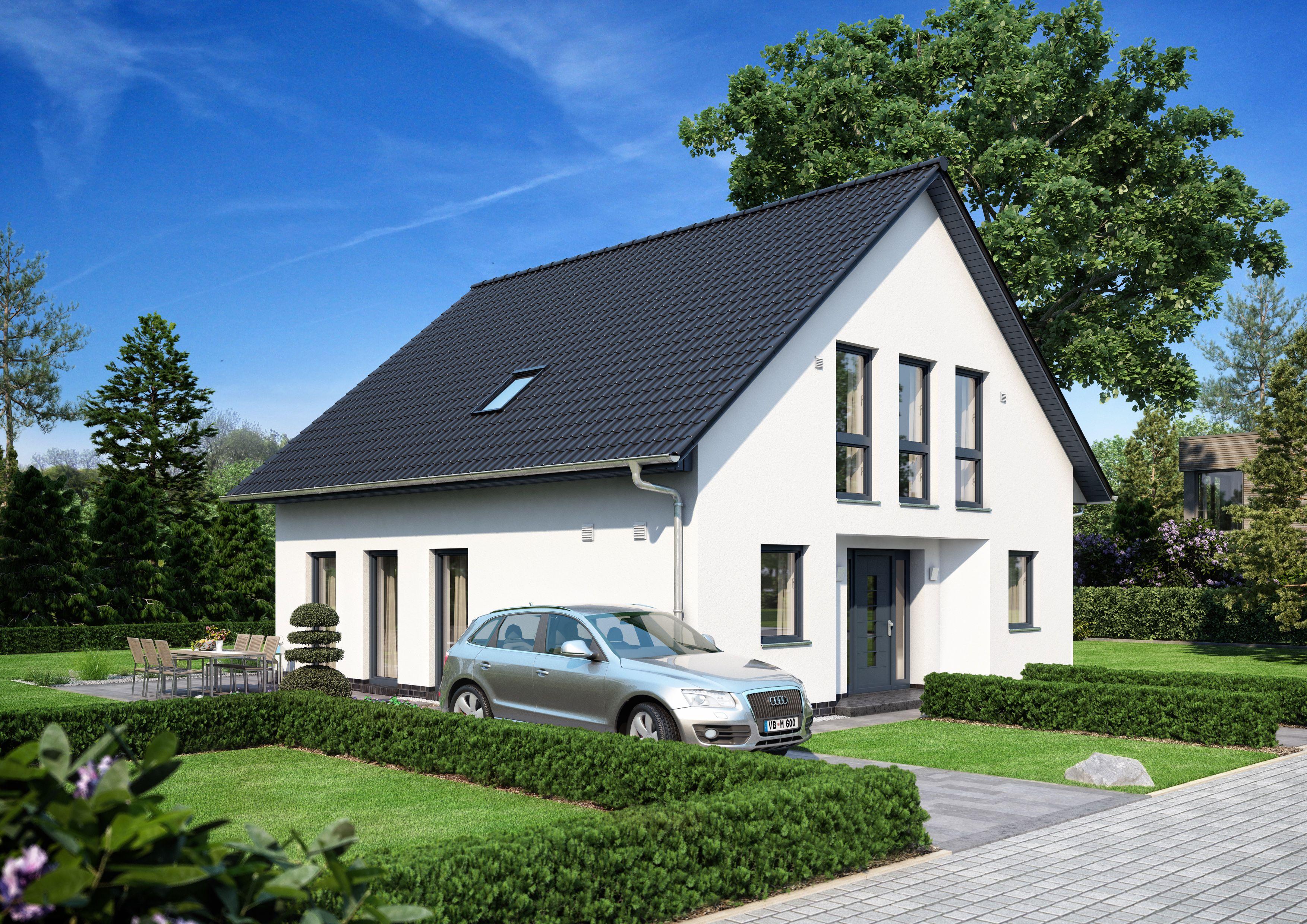 Viebrockhaus Einfamilienhaus Maxime 600 Schlüsselfertig