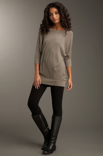 Autumn Cashmere Dolman Sleeve Sweatshirt