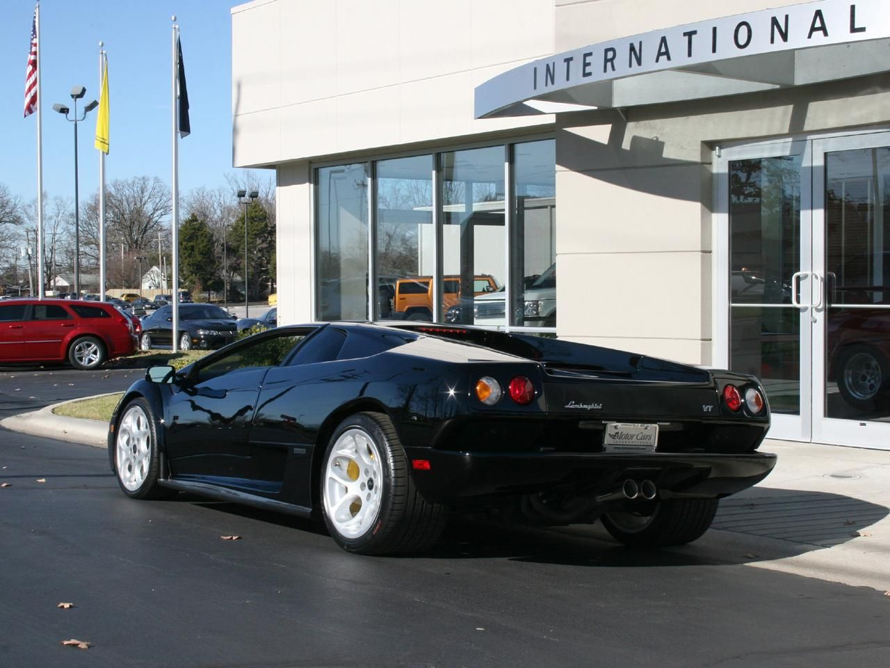 2001 Diablo 6.0 (With images)