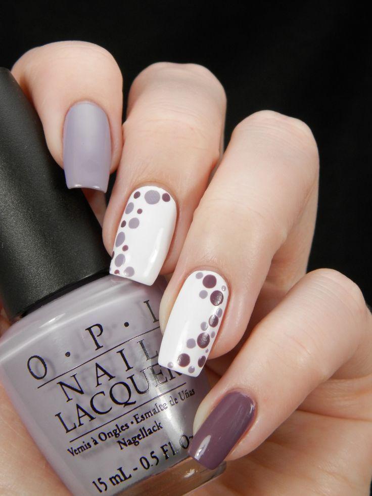 Photo of Texture cerchi nail art