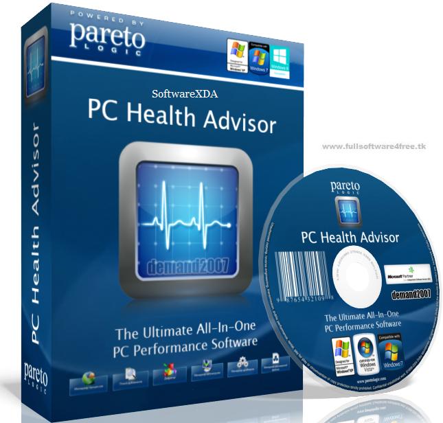 paretologic pc health advisor 3.1.2 license key free