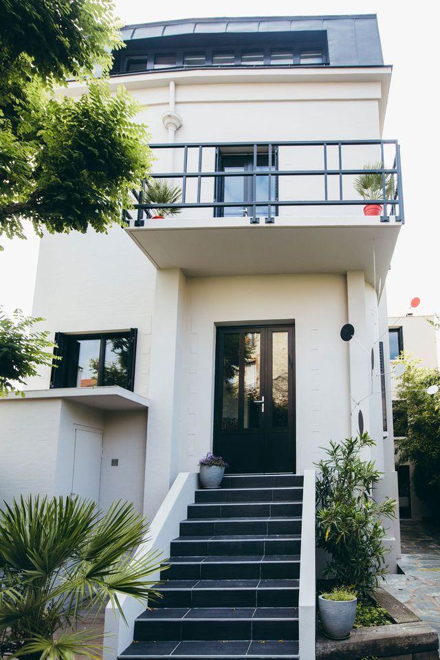 Maison Bois-Colombes  une surélévation pour plus de fonctionnalité