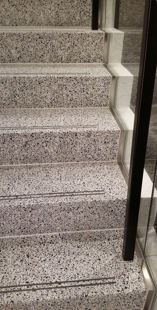 Terrazzo Raised Flooring All Access Manufacturing