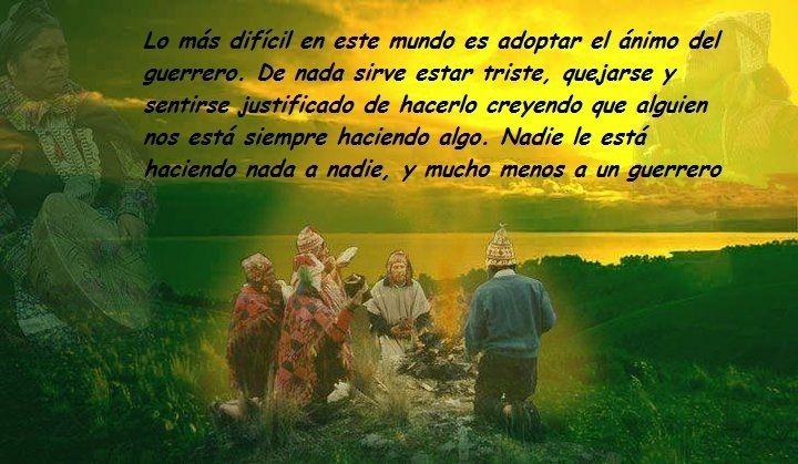 Las Enseñanzas De Don Juan Carlos Castaneda Words Great Quotes