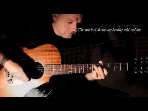 Adele Make You Feel My Love Guitar Cover With Lyricschords
