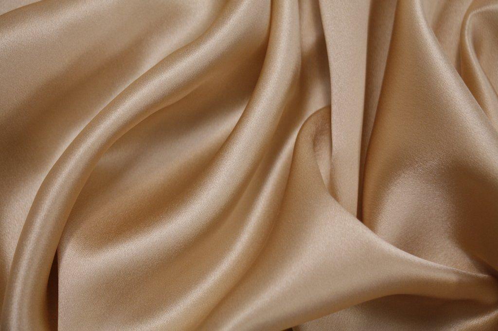 Nude silk