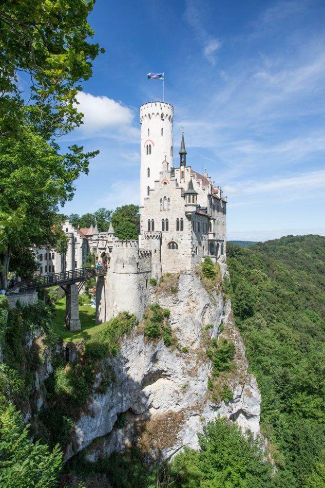 Reisebericht Burg Hohenzollern Sigmaringen Und Schloss Lichtenstein Schloss Lichtenstein Schwarzwald Deutschland Deutschland Burgen