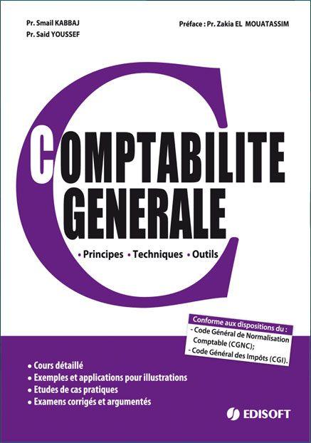 Livre Comptabilité Générale Marocain - Smail KABBAJ ...