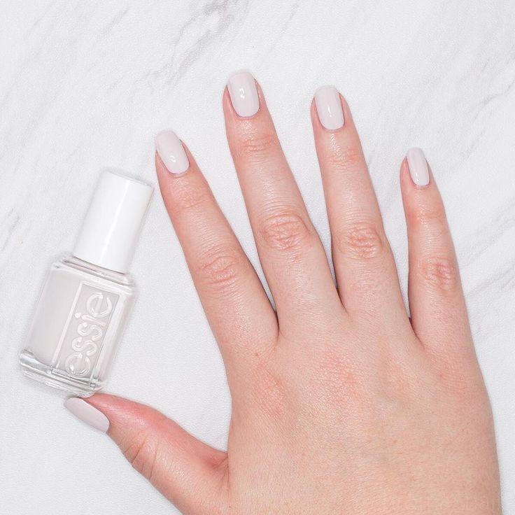 Grey lilac diamond nails pretty nails nails