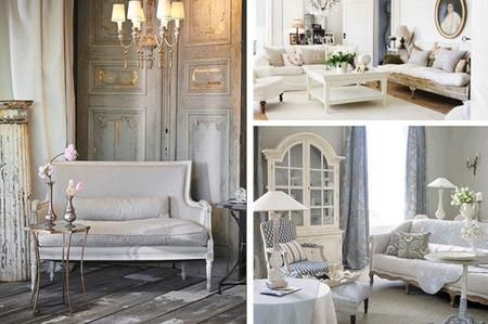 Come arredare una mansarda in stile shabby chic tutto for Idee per arredare casa stile country