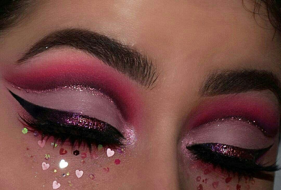 Pinterest IIIannaIII (With images) Valentines makeup