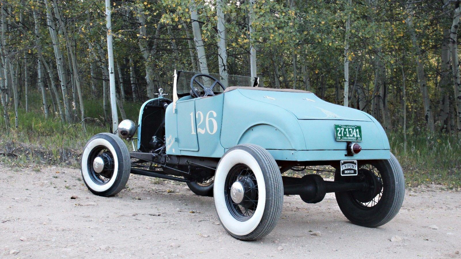 1927 Ford Model T Banger Hot Rod | Hot rods for sale | Pinterest ...