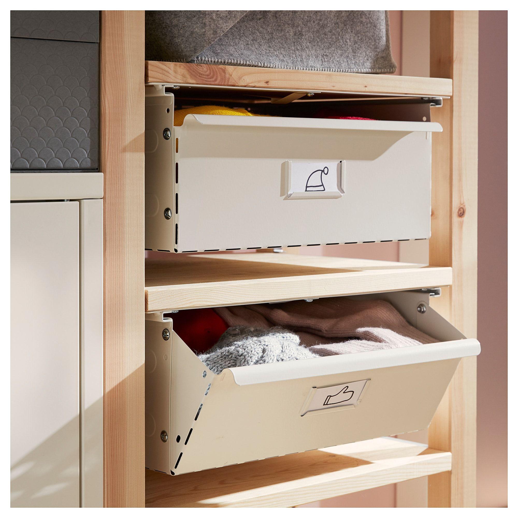 Ikea Ivar White Drawer Ikea Schubladen Schubladen Und Ikea