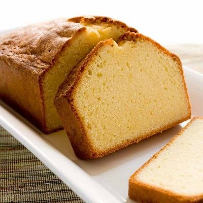 Dense and delicious, America's Test Kitchen's pound cake is a classic through and through.