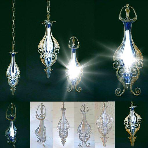 feanorian lamps ile ilgili görsel sonucu