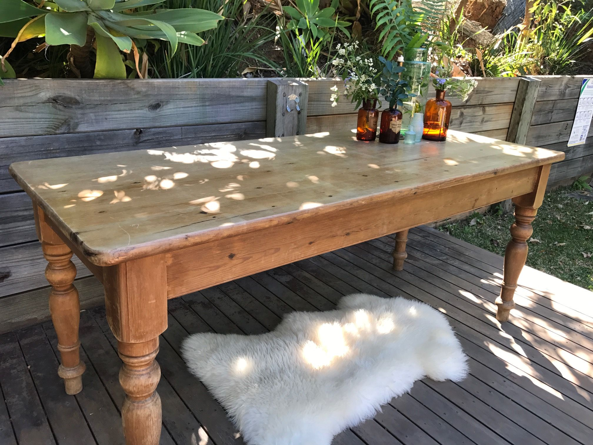 Image Result For Harvest Dining Table