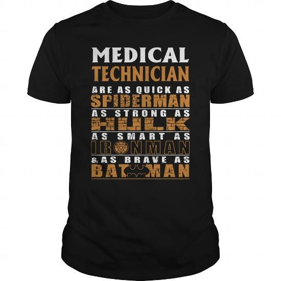 MEDICAL TECHNICIAN Are as Like as Spiderman Hulk Ironman Batman T Shirts, Hoodies. Check Price ==► https://www.sunfrog.com/LifeStyle/MEDICAL-TECHNICIAN--BATMAN-Black-Guys.html?41382 $22.99