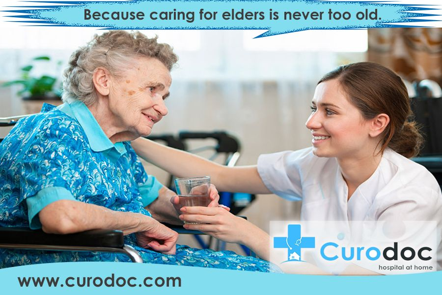 Want a reliable caretaker for the care of your ailing