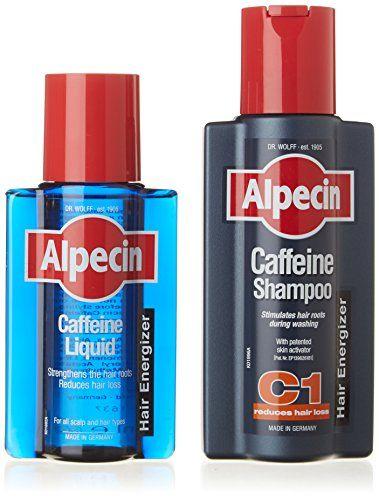From 11.17:Alpecin Caffeine Shampoo and Alpecin Liquid Set