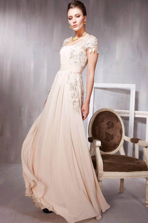 35 modelos de vestidos de noiva off-white