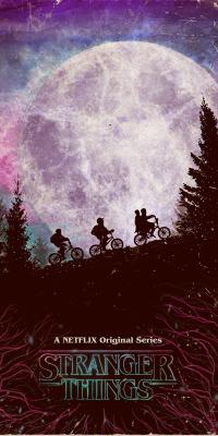 Stranger Things Wallpaper Tumblr Sfondi Sfondi Per