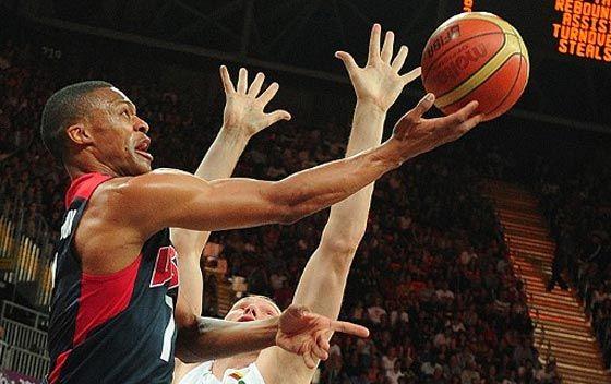 USA Team Basketball, El Primer Susto De Londres 2012
