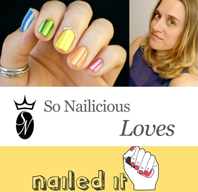 Katy of blog Nailed It