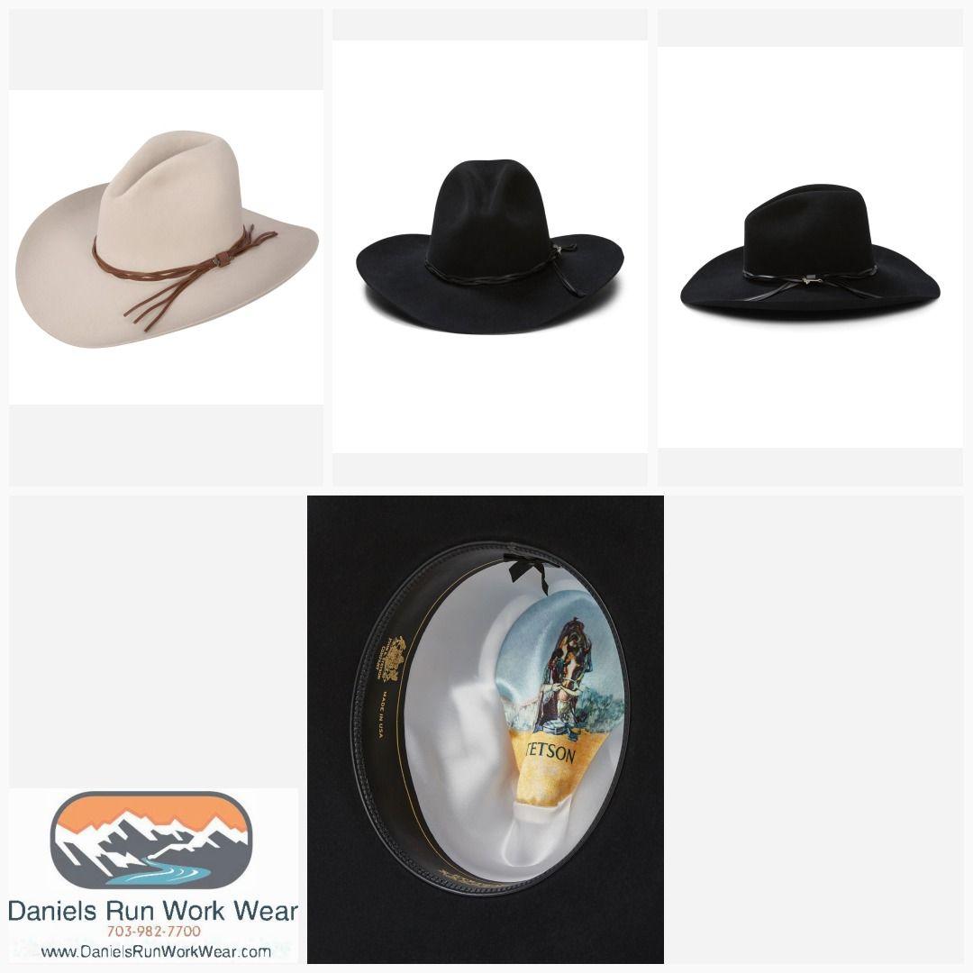 e69d5726f Stetson Gus 6X Cowboy Hat Silverbelly or Black Item SFGUSS-5040 in ...