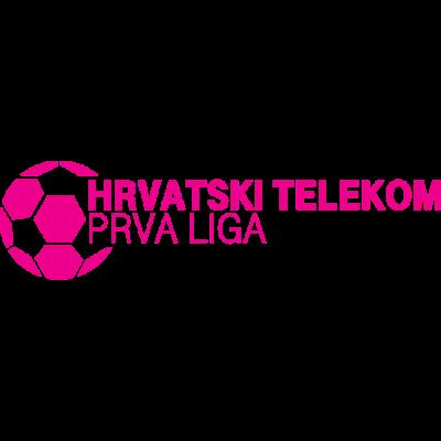 Logo Liga First Football Kroasia Kroasia Juara Pria