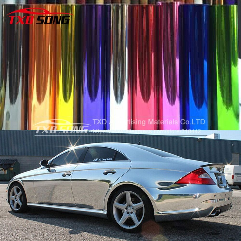 Car Styling High Stretchable Waterproof Uv Protected Blue Chrome Mirror Vinyl Wrap Sheet Roll Film Car Sticker Decal Sheet Car Stickers Decals Car Stylingvinyl Mirror Vinyl Car Wrap Chrome Mirror [ jpg ]