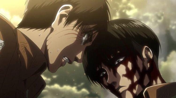 Eren vs Levi   Attack on titan tumblr, Attack on titan season, Attack on  titan