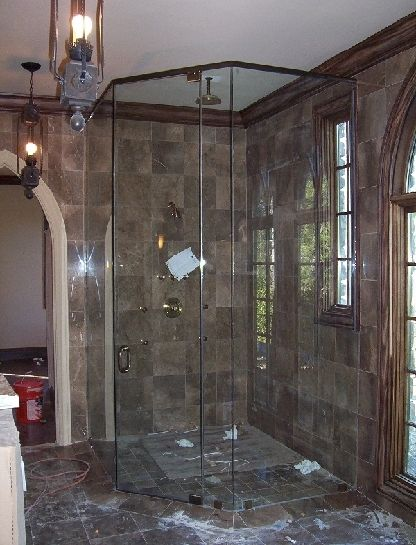 Image Detail For Bathroom Corner Shower Stalls Home Garden - Bathroom stalls prices