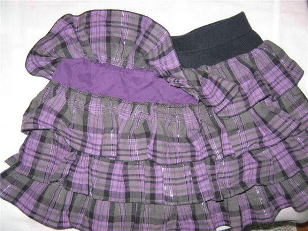 Осинка юбки для девочек