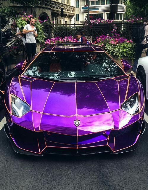 Purple Diamond Cars Pinterest Cars Luxury Cars And
