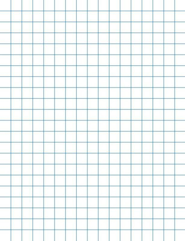graft paper Graph Paper 8 1/2\