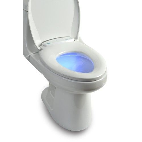 Lumawarm Heated Nightlight Toilet Seat Toilet Toilet Seat Night Light