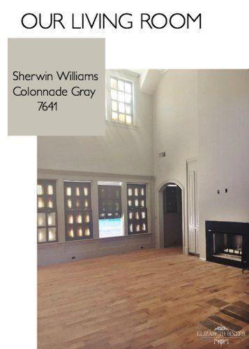 Sherwin Williams Gray Versus Greige