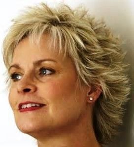 Image Result For Short Spikey Hairstyles For Women Over 50 Hair