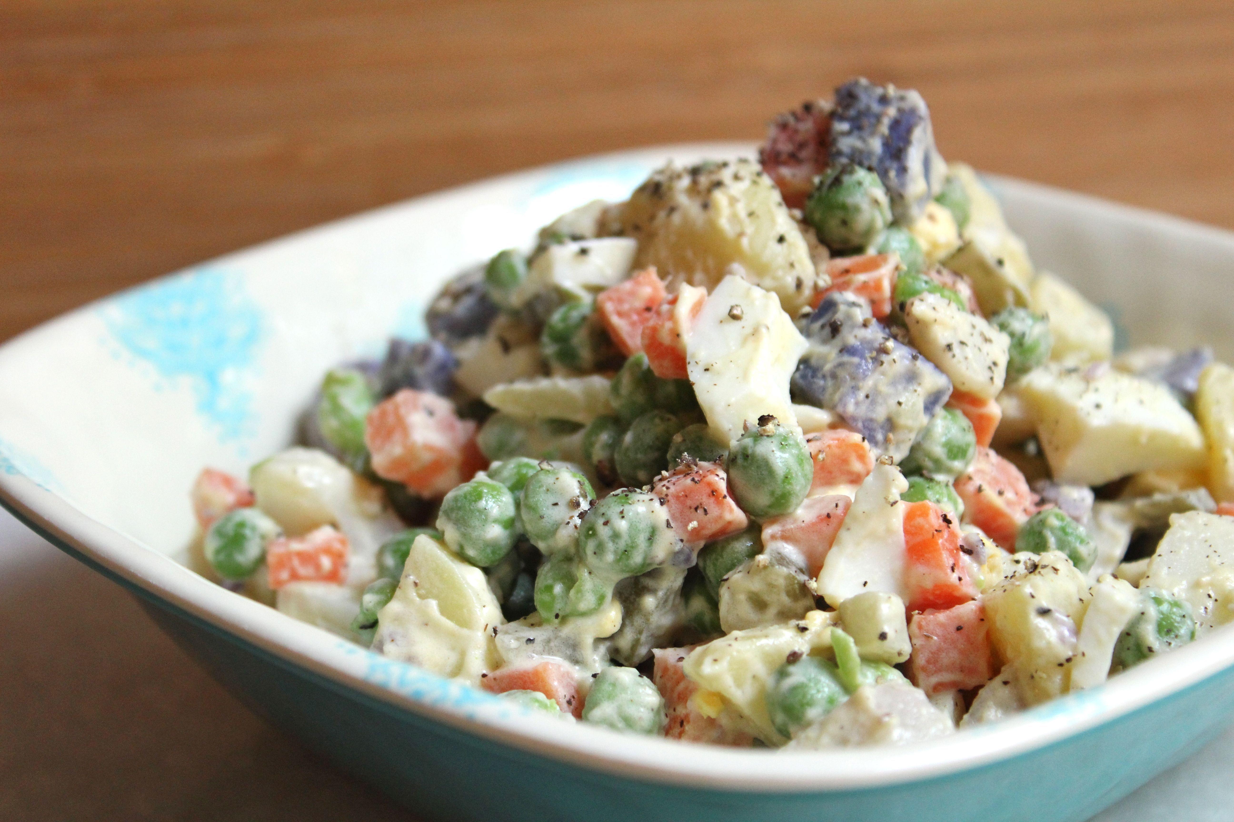 Recipe For Kosher Potato Salad