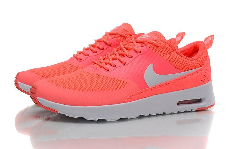 Atomic Pink Nike Air Max Thea Nike Womens Air Max Thea Atomic Pink White (With images) | Nike ...